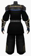 Fujin-chaotic heaven armor-male-back
