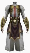 Fujin-death scream armor-male