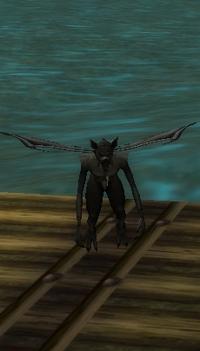 Bat servant