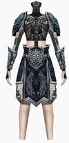 Fujin-7 star armor-female