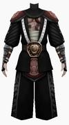 Fujin-dead god armor-male