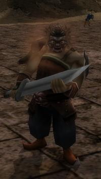 Silver Swordman