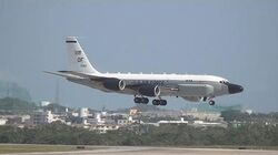 RC-135S Cobra ball(March 1, 2013 Kadena Air Base)