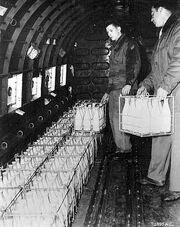 Berlin Blockade Milk