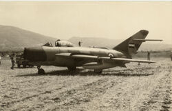 Sirian Mig-17