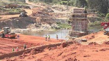 TITANIUM MINING IN KWALE COUNTY KENYA