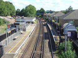 South Acton Station - geograph.org.uk - 899052