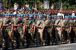 UN battalion Bastille Day 2008 n2