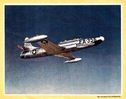 Lockheed F-94 FA-356