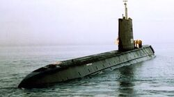 The First Nuclear Submarine in The World