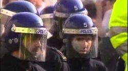 Poll Tax Riot 1990