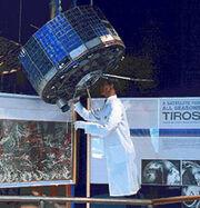 Tiros satellite navitar