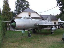 Su-7 Skarżysko