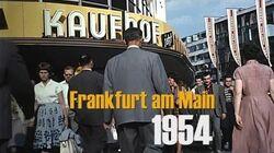 Frankfurt M. 1954 u