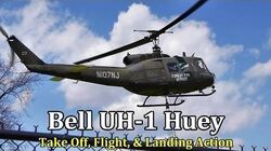 Huey Helicopter Air Armada - Changed The Way Modern Wars were Fought