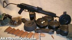 AK47 Drum Overview