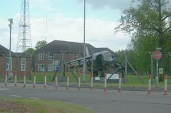 Gate Guardian RAF Stafford