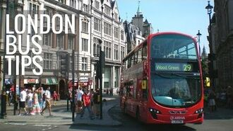 10 Things to Know Before Taking a London Bus