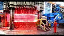 HYPNOTIC Video Inside Extreme Forging Factory Steel Hydraulic Pneumatic Hammer Mega Machine CNC-0