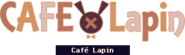 Cafe Lapin Sign
