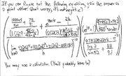 HugeMathProblem