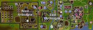 Ardougne map
