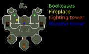 Fenkencastle floor 2