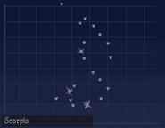 Star Chart Viewer Scorpio