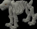 Skeleton Hellhound