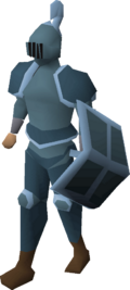 Rune trimmed set (lg) equipped