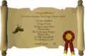 Dragon Slayer reward scroll.png