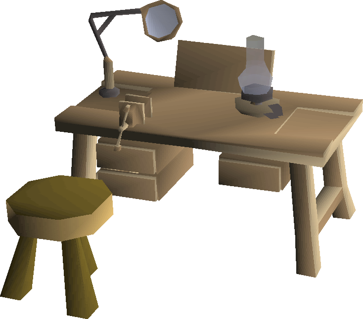Crafting Table Runescape
