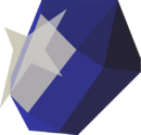 Sapphire detail