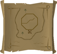 Map clue Wizard tower