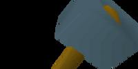 Rune warhammer