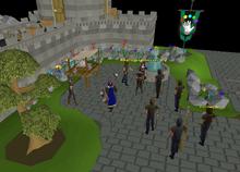 Gang boss event