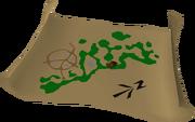 Swamp boaty map