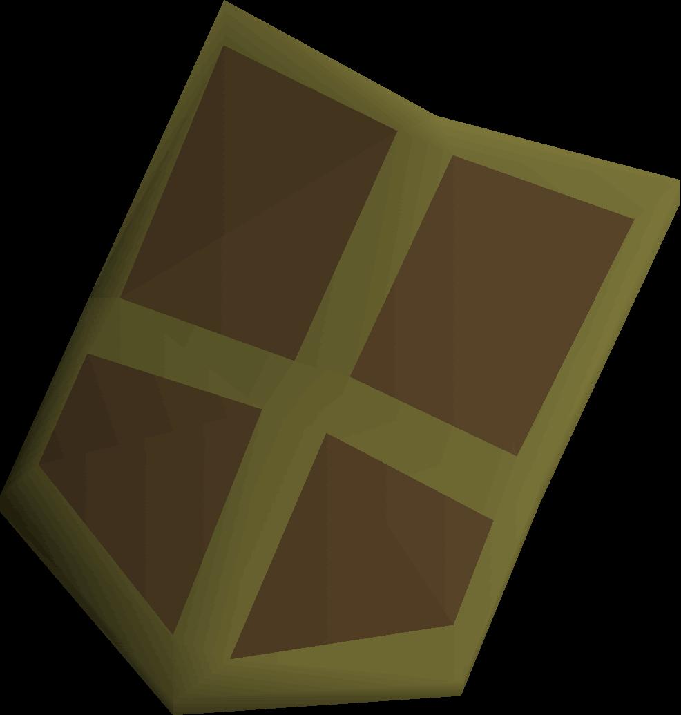 Bronze kiteshield (t) detail