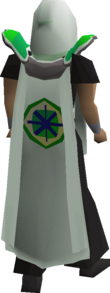 Achievement diary cape equipped