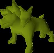 Cerberus Topiary