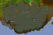 Poison Waste map