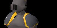 Iron plateskirt (g)