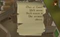 King's Ransom scrap paper