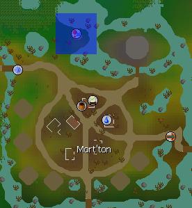 Shade Catacombs location