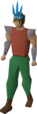 Ogre bowmaster hat equipped.png