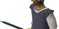 Rune longsword