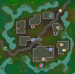 how to change poh portal location osrs