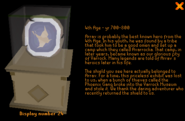 Varrock Museum display 24
