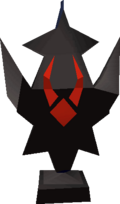Mysterious emblem (tier 4) detail