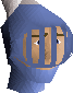 Heraldic helm (Asgarnia) chathead